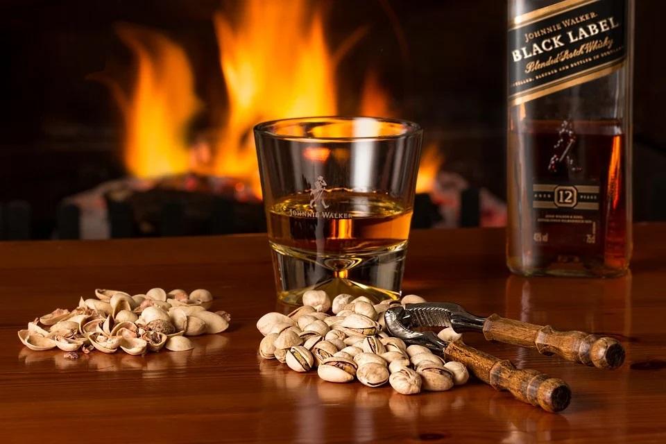 Whisky-Dekanter