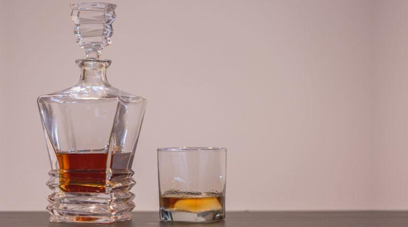 Scotch-Karaffe