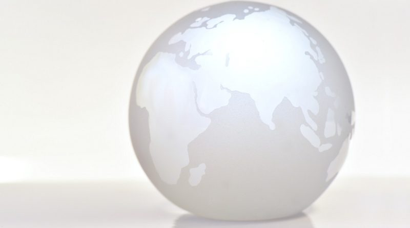 Whiskey-Dekanter Set Globus
